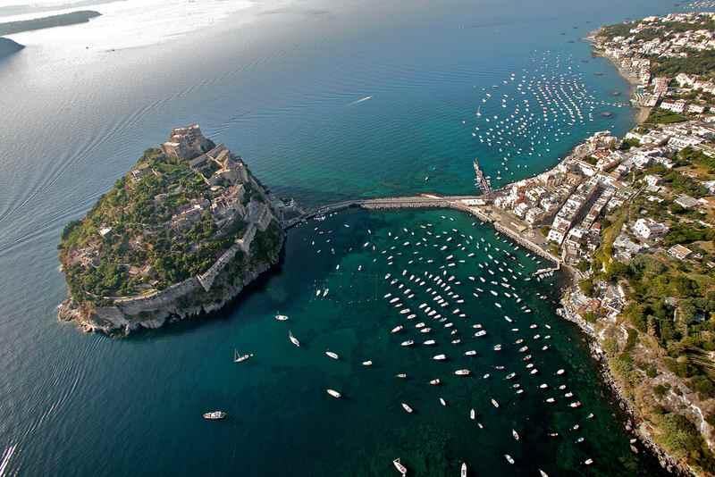 Le Castella Fortress Isola di Capo Rizzuto Calabria