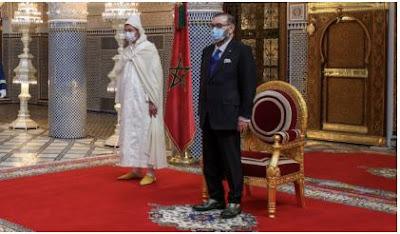 الملك محمد السادس يستقبل ويعين رسميا أعضاء الحكومة الجديدة ..24 وزيراً…تضم 7 سيدات.