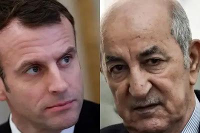 هذا رد فرنسا  على اكاديب الجزائر بشان عددالمرحلين من فرنسا