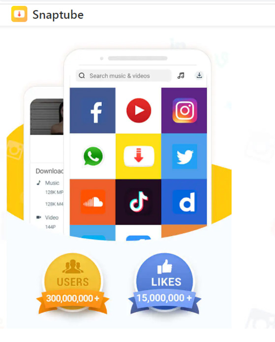 Tải Snaptube Apk, Công cụ download video Youtube cho Android b