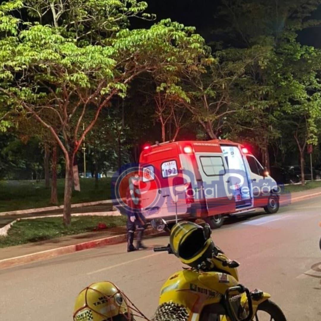 Motociclista morre após colidir com caminhonete em Parauapebas.