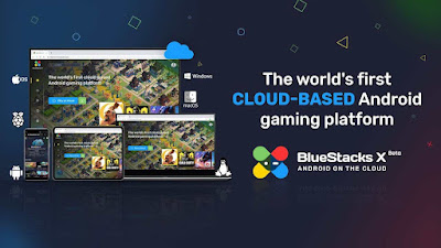 BlueStack X resmi dirilis untuk Platform Mobile