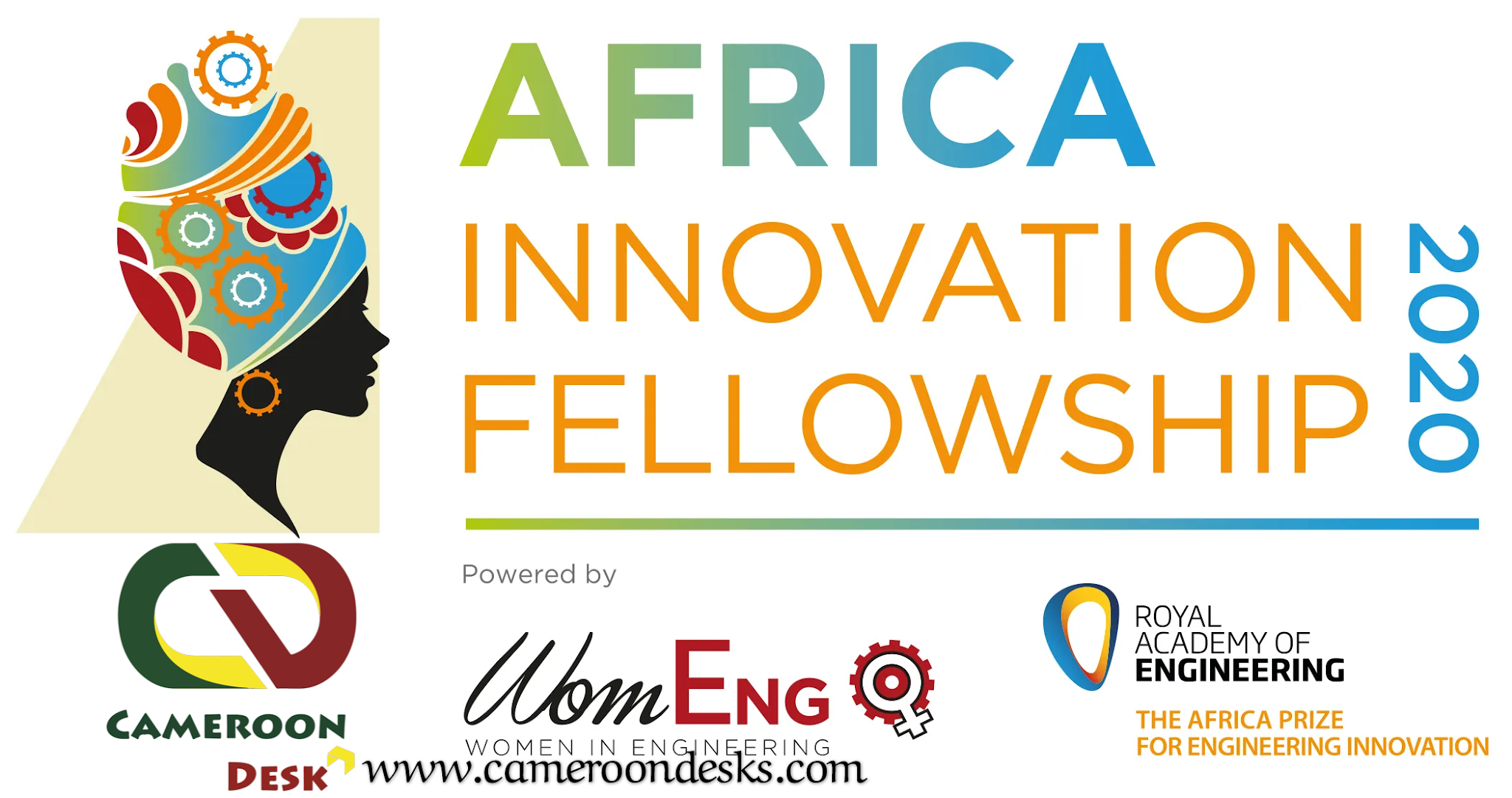 Fully-funded WomEng Africa Innovation Fellowship 2022 for Female African Innovators