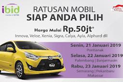 Jual Mobil Pakai Fitur Flash Auction di IBID Pasti Untung