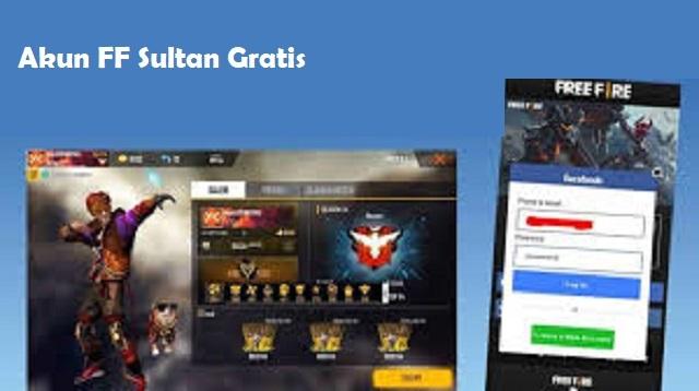 Cara Hack Akun Free Fire Sultan Tanpa Aplikasi