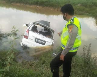 Kronologi Kecelakaan Lalu Lintas di Jalan Lintas PT BNIL, AKP Suhardo : Satu Korban LB, Dua MD dan Tiga LR