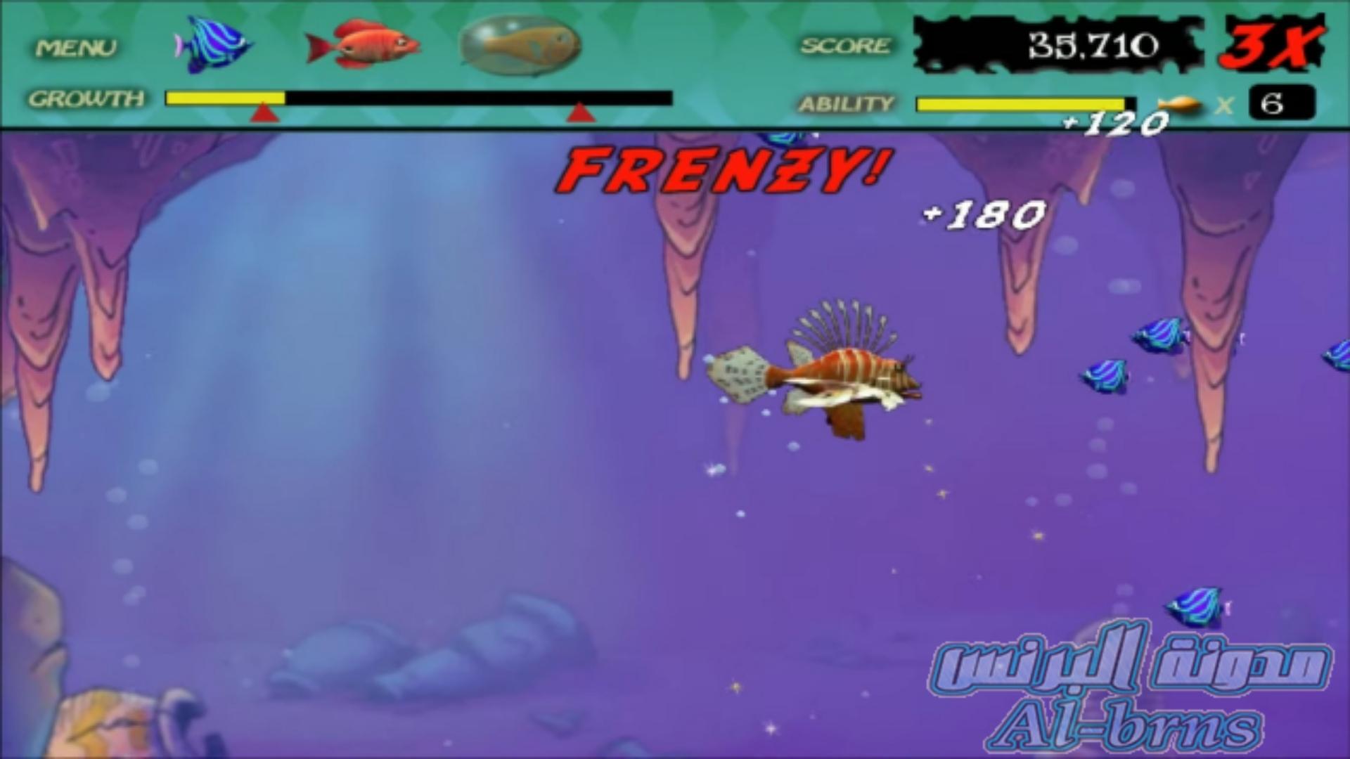 تحميل لعبة السمكة الجزء التاني