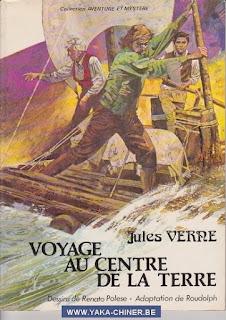 Polese, Jules Verne, voyage au centre de la terre, 1978