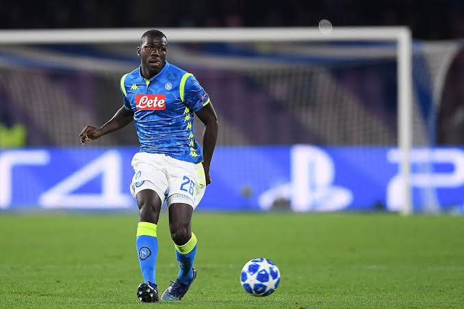 Koulibaly slams the organizers of the 2021 Ballon d'Or for snubbing a Chelsea player.