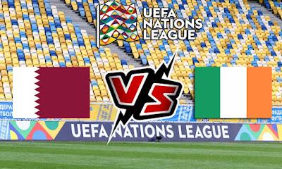 إيرلندا و قطر بث مباشر
