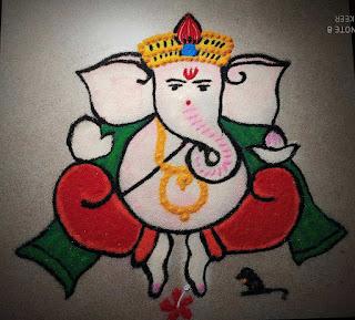 Rangoli Designs For Daily Purpose