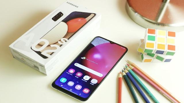 HP Samsung Terbaru Harga 1 Jutaan