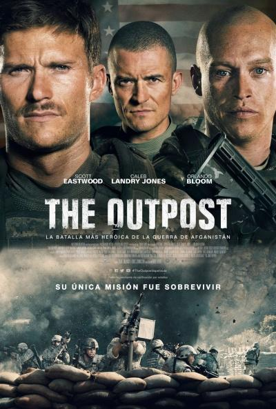 Download The Outpost (2019) Full Movie in Hindi Dual Audio BluRay 720p [1GB]