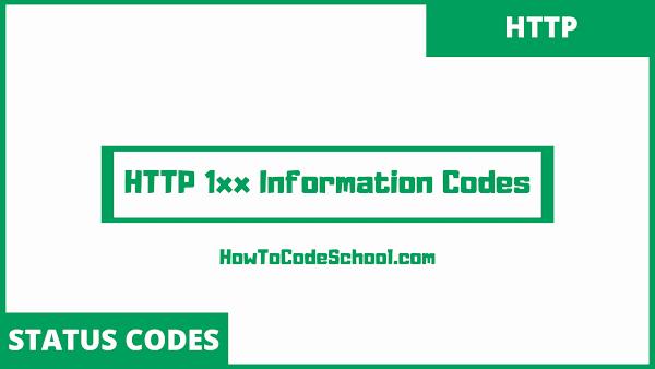 HTTP 1xx Codes