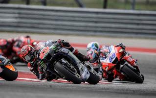 Sirkuit Mandalika Masuk MotoGP 2022, Ini Rilis Jadwal MotoGP 2022