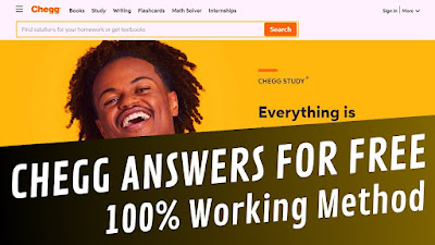 Free Chegg Answers