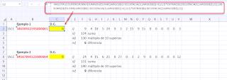 Cálculo del dígito de control de un SSCC