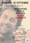 """NANNI MORETTI PRESENTA IL SUO FILM """"TRE PIANI"""" A MESSINA"""