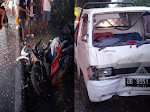 Pengemudi Mabuk Tabrak Motor Bonceng Tiga Anggota Satpol PP, 1 Orang Tewas