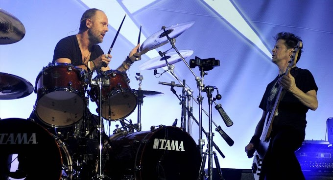 "Lars Ulrich ""Tiene mucho sentido el motivo porque Jason Newsted dejó Metallica"""