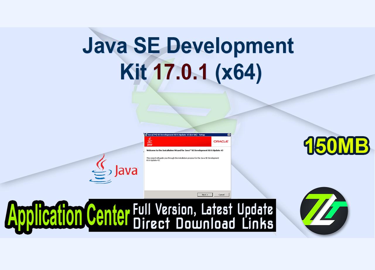 Java SE Development Kit 17.0.1 (x64)