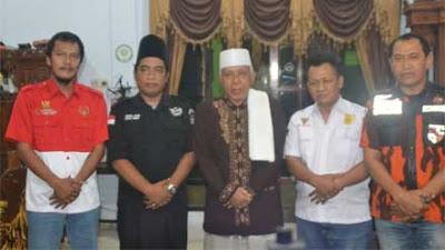 Semut Geni Purworejo Segera Deklarasi, Organisasi Massa/LSM Silaturahmi di Ponpes Alhuda Sirembes