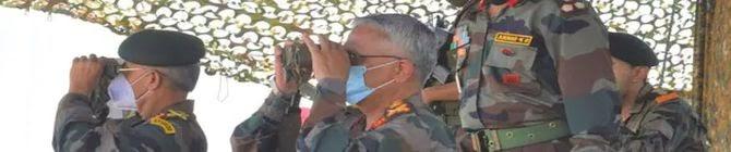 Operation Preparedness To Meet All Contingencies Part of Army's Culture: General MM Naravane