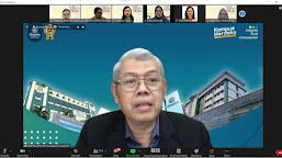 Psikologi Uhamka dan NEUST Filipina Adakan Webinar Internasional tentang Self-Care