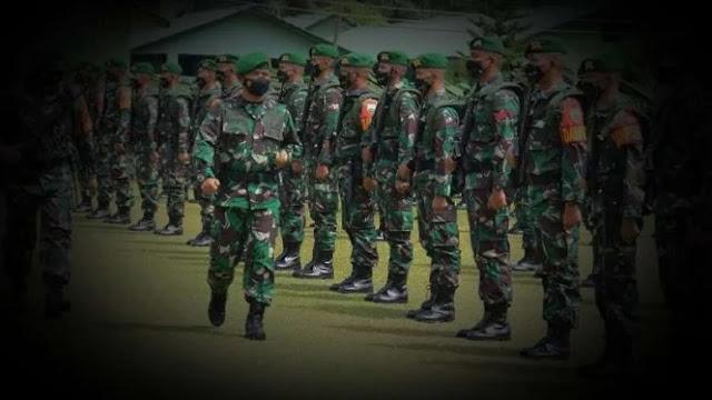 Akhirnya Pasukan Tempur Rajawali TNI Bergerak Masuk Papua