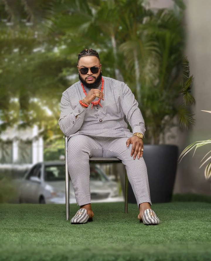 BBNaija: Whitemoney looks so dashing in new photos, drop a strong quote for his fans - Read Here