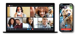 تحديث كبير يصل سكايب يضيف خاصية TwinCam لاستخدام كاميرا إضافية بالمكالمة