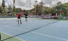 Kapolres Sidrap Jaga Imunitas Tubuh dengan Olahraga Tennis