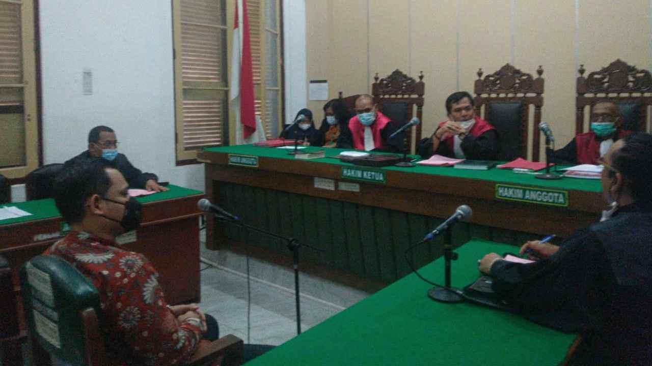 Aniaya Istri, Oknum Pejabat BPN Sumut Dituntut 1 Tahun dan 6 Bulan Penjara, Perintah Segera Ditahan