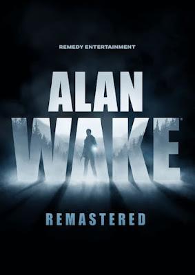 Capa do Alan Wake Remastered