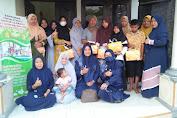 Sambut 10 Muharram 1443 H, Group Tadarus Al Qur'an MT Nurul Quran Melakukan Santunan Keliling