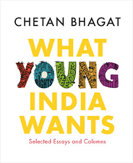 Chetan Bhagat What Young India Wants Book PDF Download Free Online