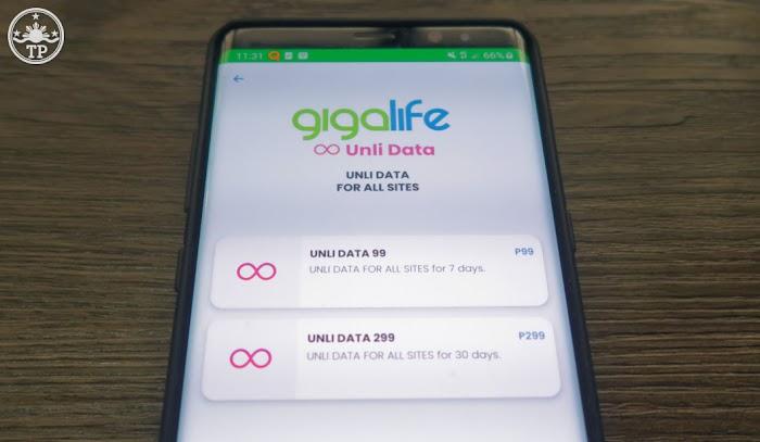 Smart Unli Data Promo 99 299