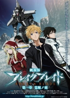 Break Blade Movie Opening/Ending Mp3 [Complete]
