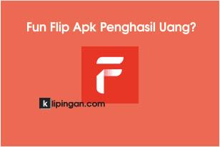 Fun Flip Apk Penghasil Uang