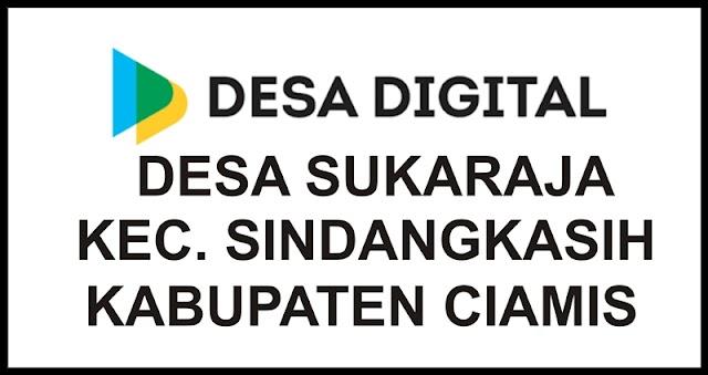 Perluas Digtalisasi, Ciamis Lounching Sukaraja Desa Digital