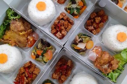 Peluang Usaha Nasi Box Atau Catering Paling Menguntungkan