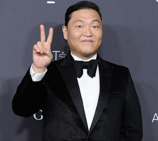 Picture of Yoo Hye-yeon's husband PSY