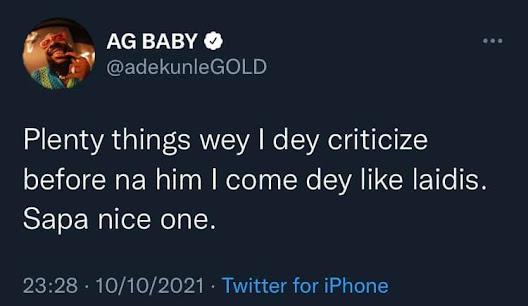 """AG Baby"""
