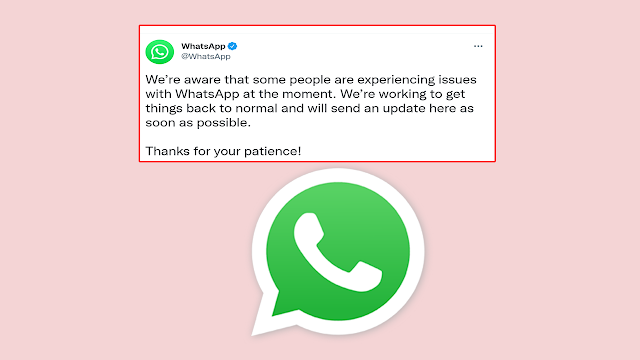 WhatsApp officials issued a message on the closure of WhatsApp | SheriyarTech