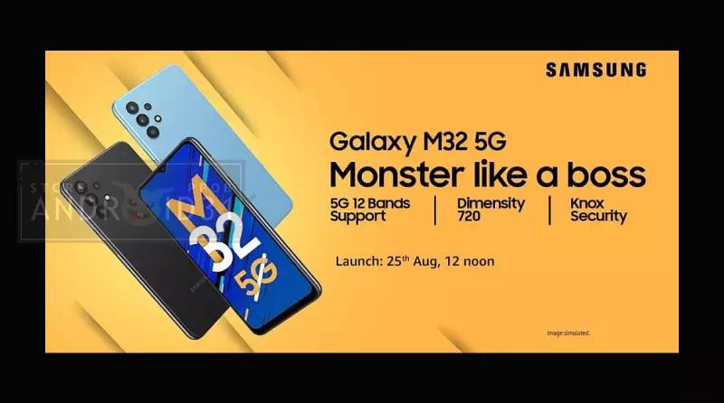 Samsung Galaxy M52 5G dan Galaxy M32 5G