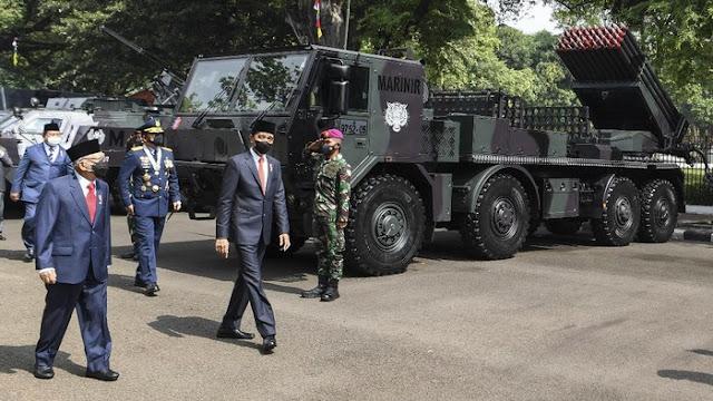 Sinyal Calon Panglima TNI Pengganti Marsekal Hadi