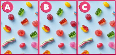 Can you figure out which picture is the odd one out?