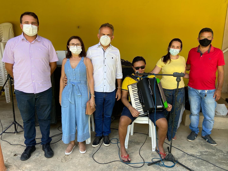 Prefeitura de Aurora realiza evento em alusão ao dia do idoso