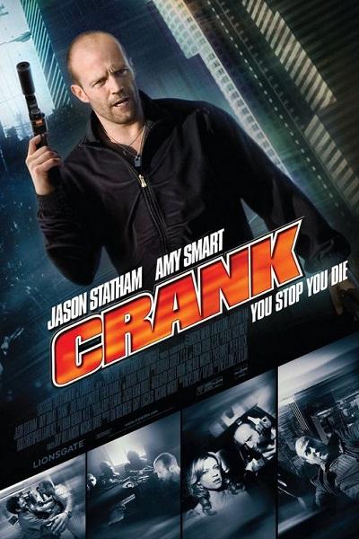 Download Crank (2006) DC Dual Audio [Hindi+English] 720p + 1080p Bluray ESub