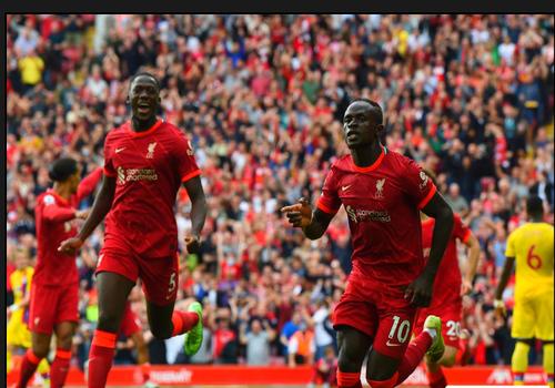 Mane Scores 100 Premier League Goals Without Taking A Single Penalty